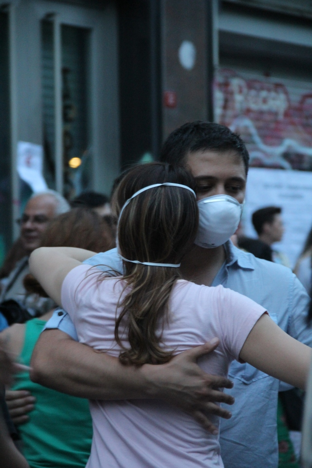 Gas Mask Tango 1