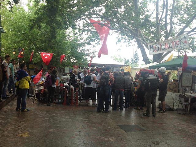 Taksim, Gezi Park