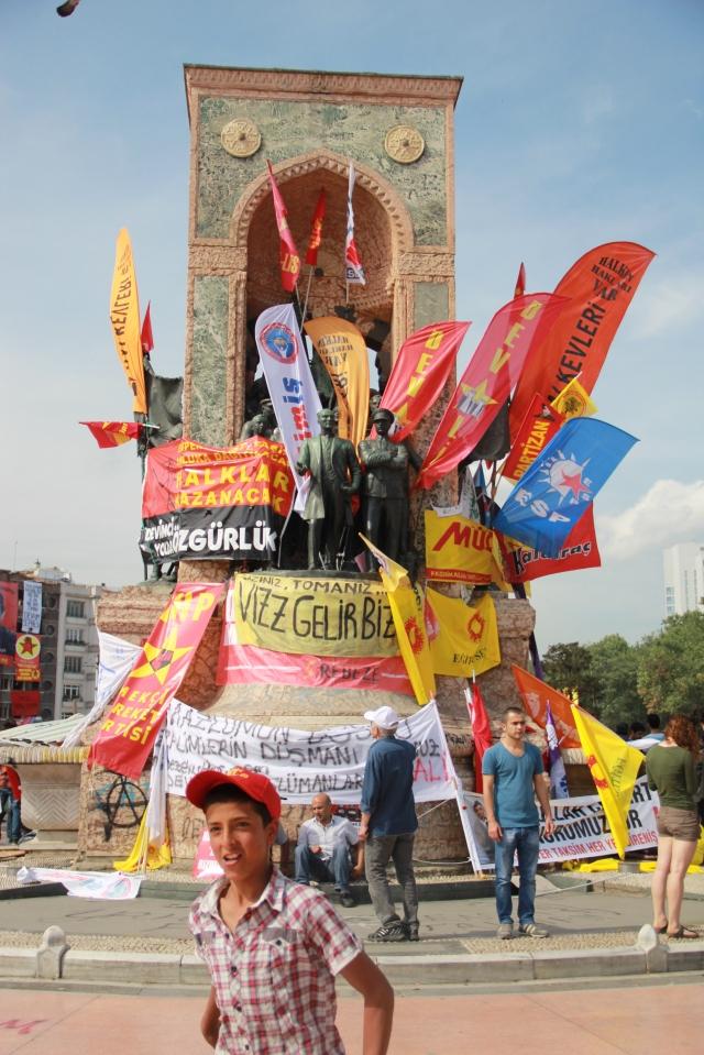 Taksim Square Monument